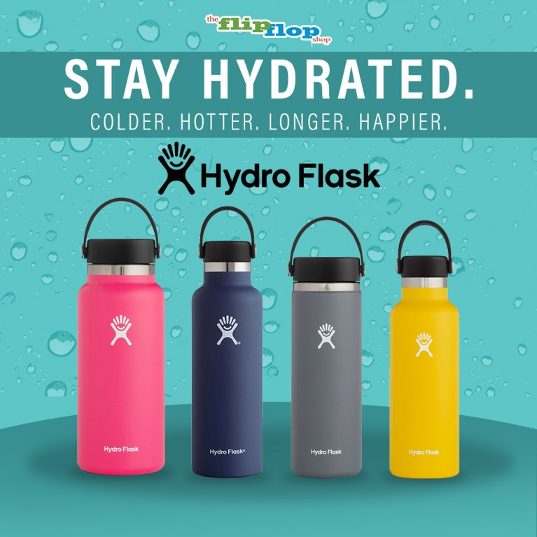 Hydro flask arrival